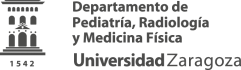 Departamento de Pediatría, Radiología y Medicina Física